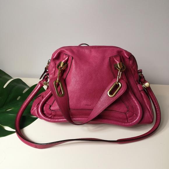 Chloe Handbags - Chloe paraty medium bag